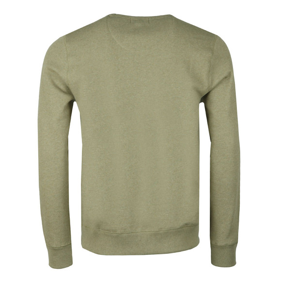Maison Labiche Mens Green Notorious Sweatshirt main image
