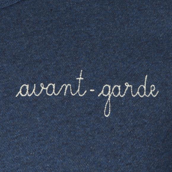 Maison Labiche Mens Blue Avant Garde Sweatshirt main image