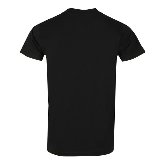 Maison Labiche Mens Black Old School Heavy Tee main image