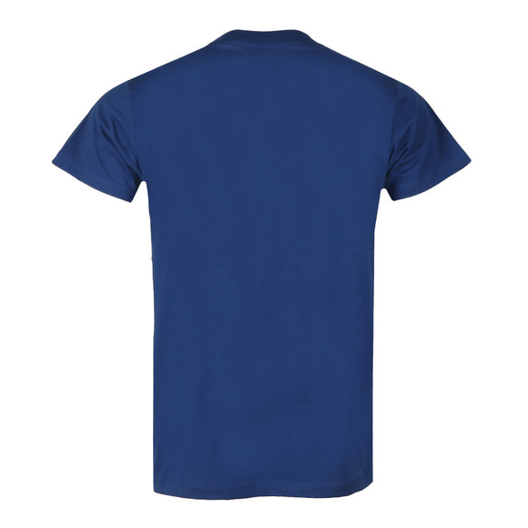 Maison Labiche Mens Blue Bad Boy Heavy T Shirt main image