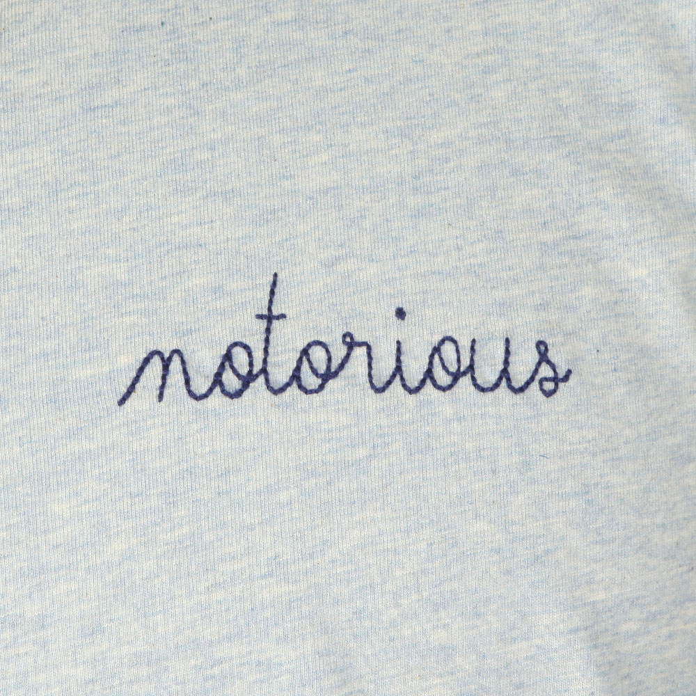 Notorious T Shirt main image