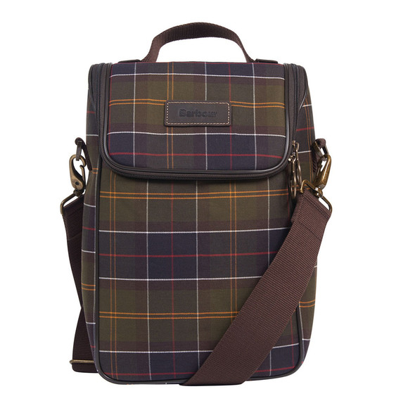 Barbour Lifestyle Mens Green Cooler Bag main image