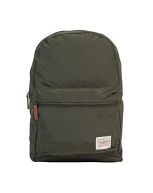 Barbour Lifestyle Mens Green Beauly Backpack