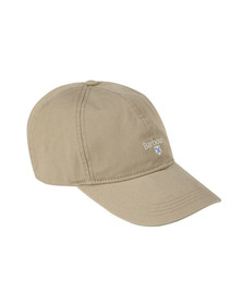 Barbour Lifestyle Mens Beige Cascade Sports Cap
