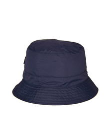 Barbour Lifestyle Mens Blue Taran Sports Hat