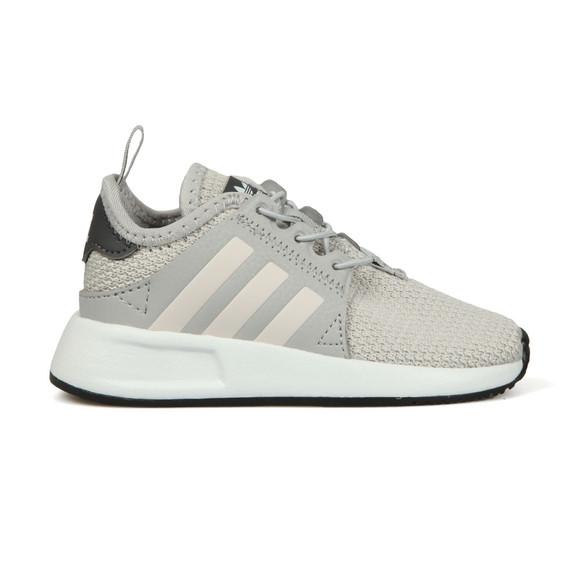 Adidas Originals Boys Grey X_PLR Trainer main image