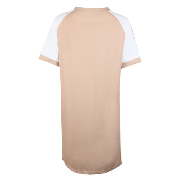 Adidas Originals Womens Pink Raglan Dress main image