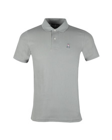 Psycho Bunny Mens Grey Classic Polo Shirt
