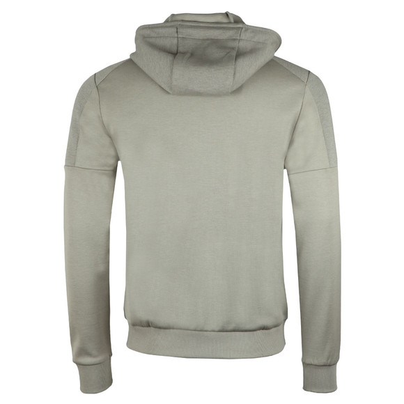 Boss Green Mens Green Saggy Hoody main image