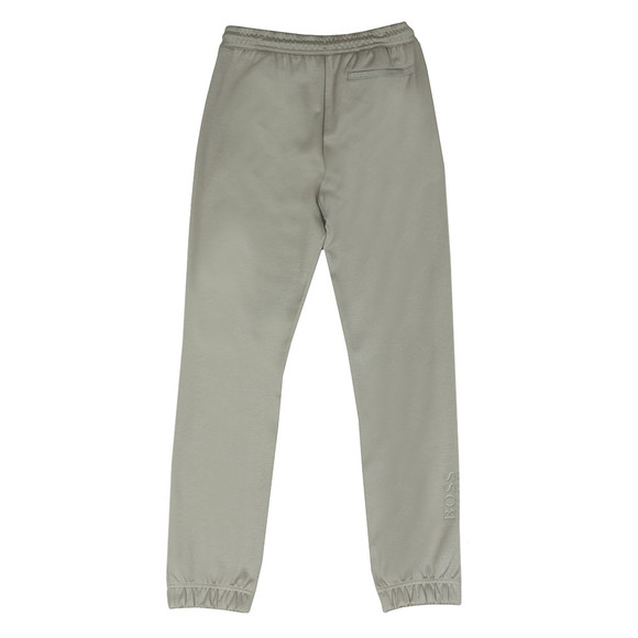 BOSS Mens Green Athleisure Hadiko Sweatpant