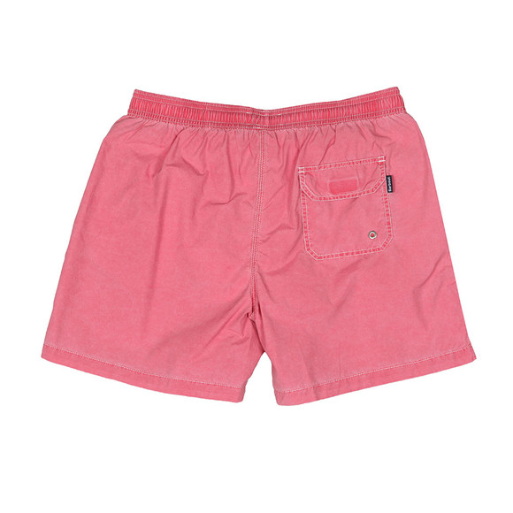 Barbour Lifestyle Mens Red Victor Swim Short