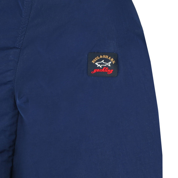 Paul & Shark Mens Blue Full Zip Overshirt main image