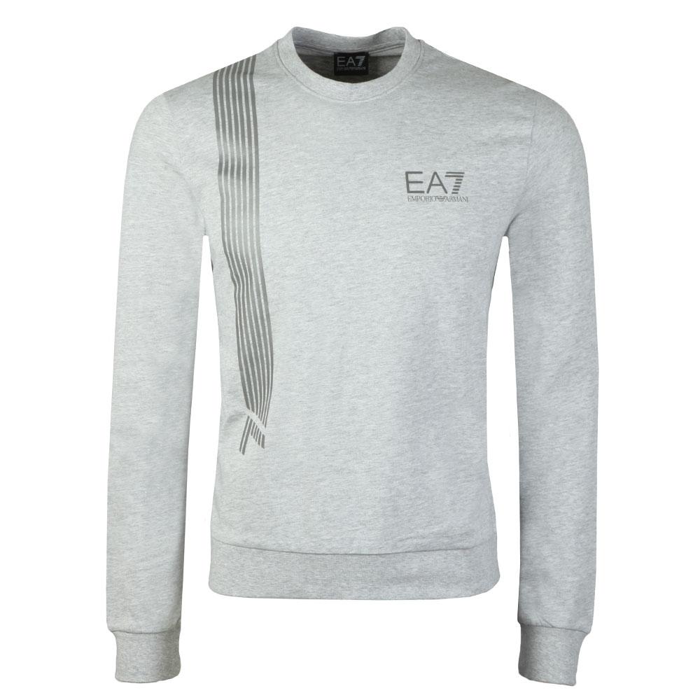 7 Lines Crew Sweatshirt main image