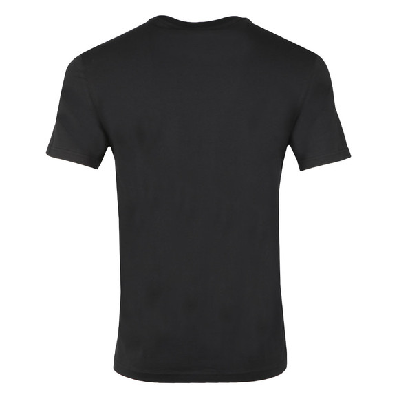 J.Lindeberg Mens Black Bridge P T-Shirt main image
