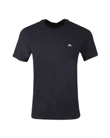 J.Lindeberg Mens Blue Bridge S Tee