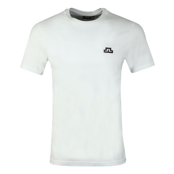 J.Lindeberg Mens White Bridge S Tee main image
