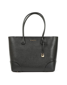 Michael Kors Womens Black Mercer Gallery Tote