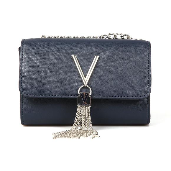 Valentino by Mario Womens Blue Divina SA Small Bag main image