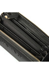 Valentino by Mario Womens Black Icon Purse