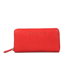Valentino by Mario Womens Red Icon Purse