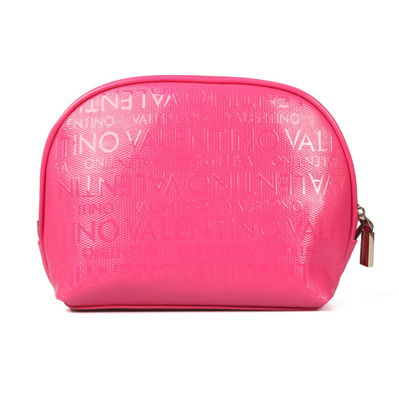 Valentino by Mario Womens Pink Clove Soft Cosmetic Case main image