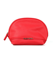 Valentino by Mario Womens Red Sea Soft Cosmetic Case