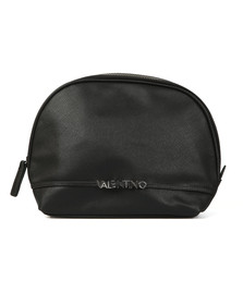 Valentino by Mario Womens Black Sea Soft Cosmetic Case