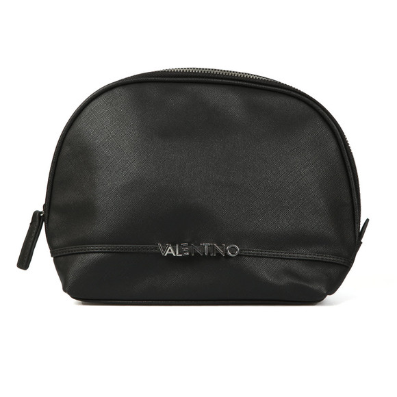 Valentino by Mario Womens Black Sea Soft Cosmetic Case main image