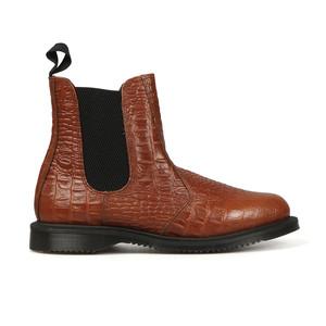New Vibrance Croco Flora Boot