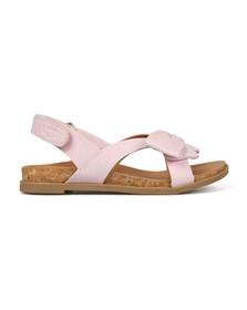 Ugg Girls Pink Fonda Sandal