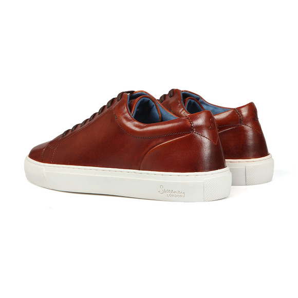 Oliver Sweeney Mens Brown Hayle Trainer main image