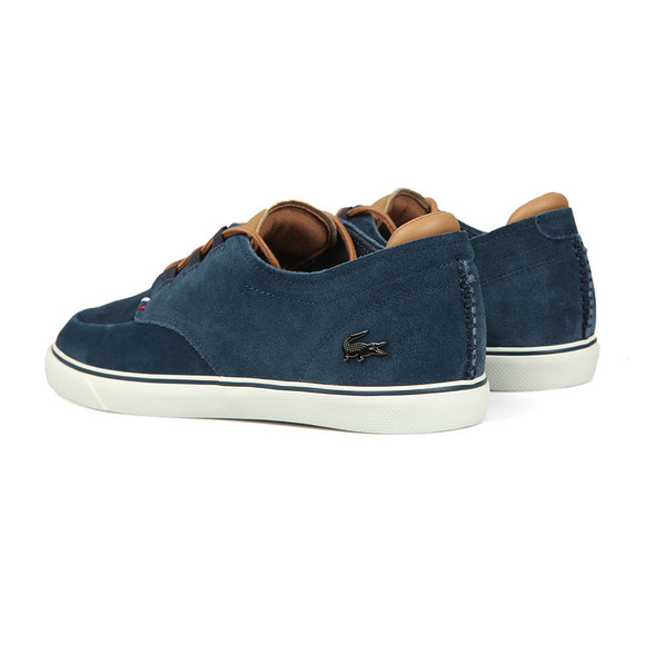 Lacoste Mens Blue Esparre Deck Shoe main image