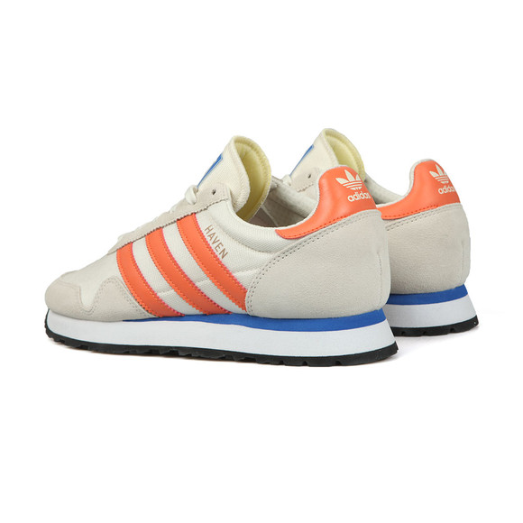 adidas Originals Mens White Haven Trainers main image