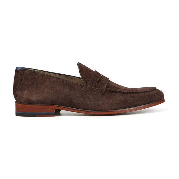 Oliver Sweeney Mens Brown Longbridge  Suede Shoe main image