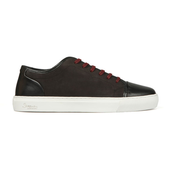 Oliver Sweeney Mens Black Barnt Trainer