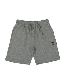 Lyle And Scott Junior Boys Grey Classic Jogger Short