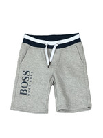 Boys J24552 Logo Jogger Short