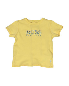 Boss Boys Yellow Baby J95245 All In One
