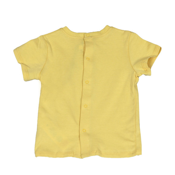 BOSS Baby Boys Yellow J95245 All In One
