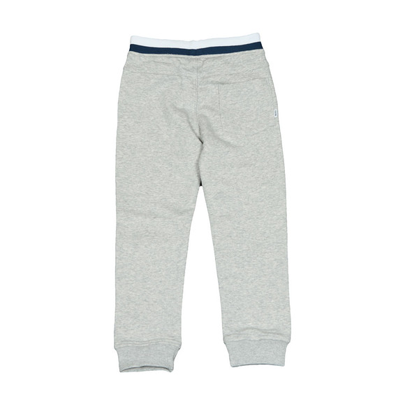 BOSS Bodywear Boys Grey Boys J24543 Logo Jogger main image