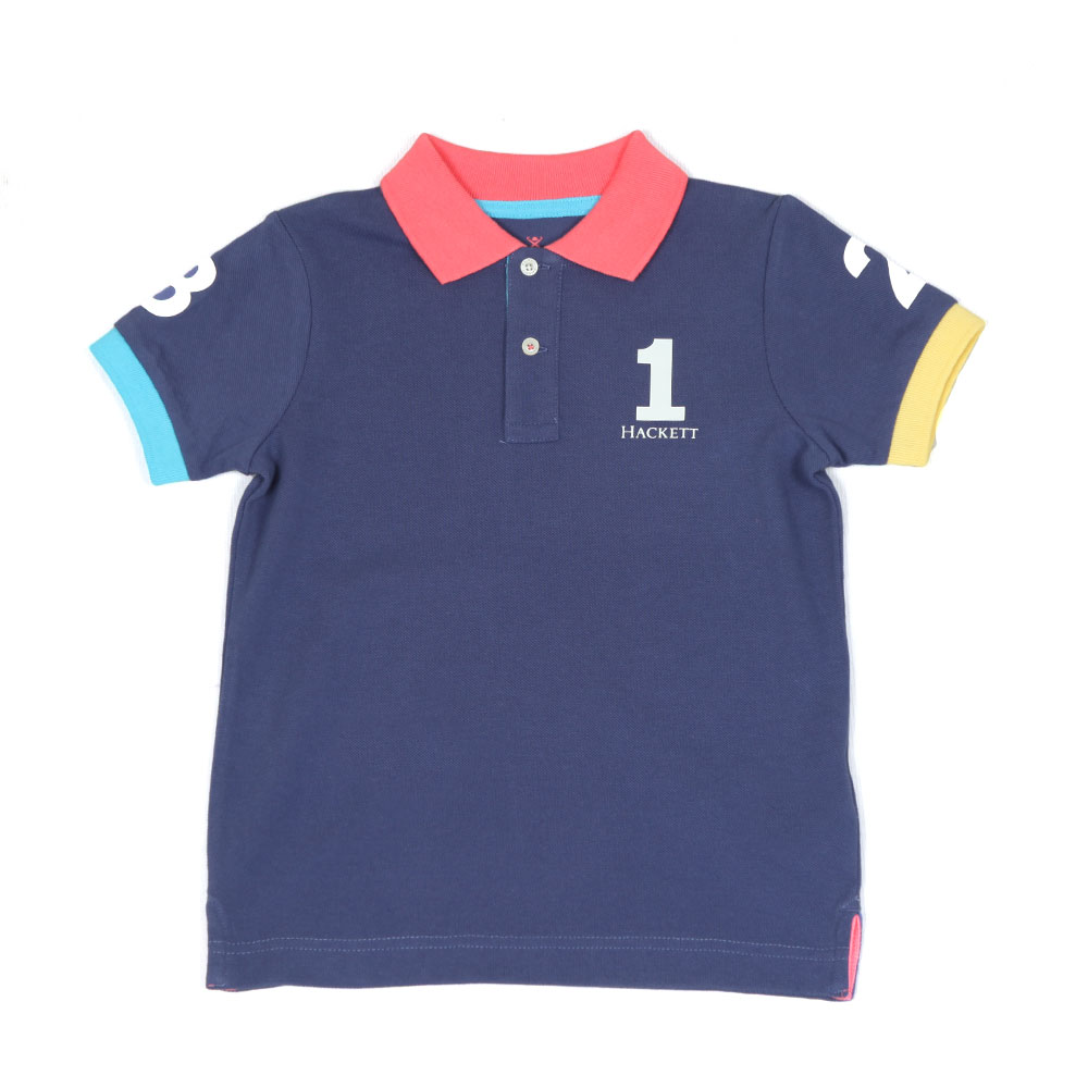 Boys Number Polo Shirt main image