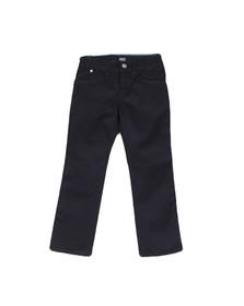 Armani Junior  Boys Blue 3Z4J15 Trouser Jean
