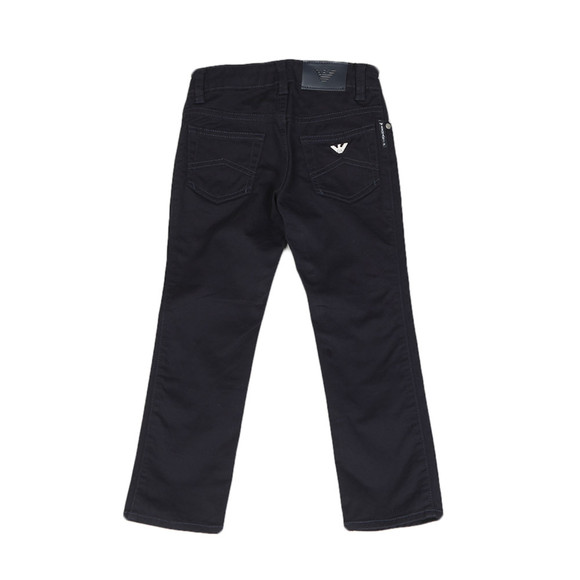 Armani Junior  Boys Blue 3Z4J15 Trouser Jean main image