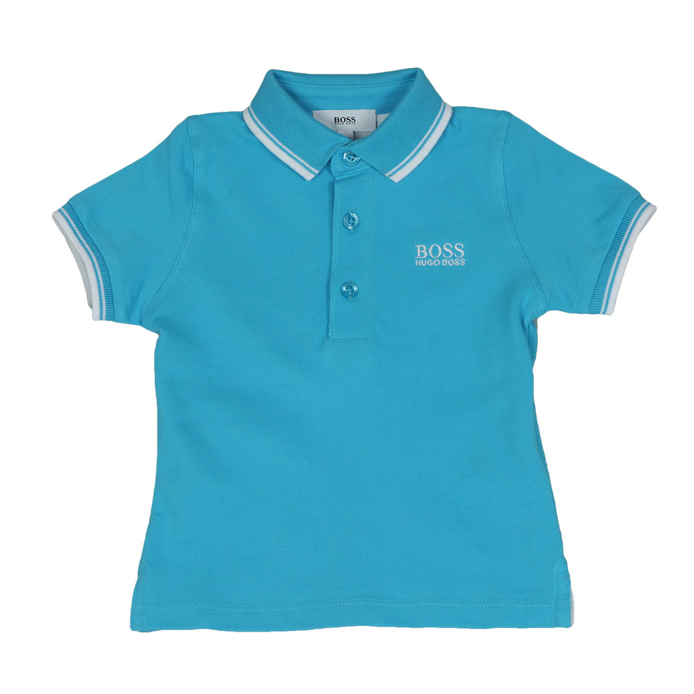 Baby Tipped Polo Shirt main image