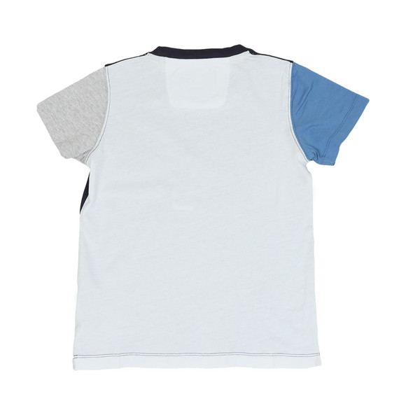Hackett Boys Blue Boys AMR Multi T Shirt main image