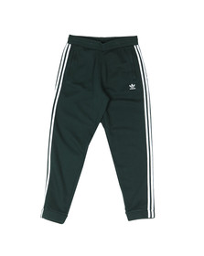 Adidas Originals Mens Green 3 stripe Sweat Pant