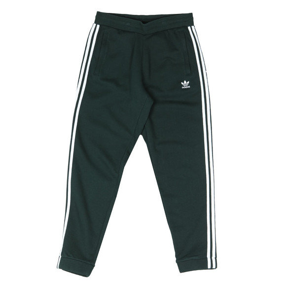 adidas Originals Mens Green 3 Stripe Sweat Pant main image