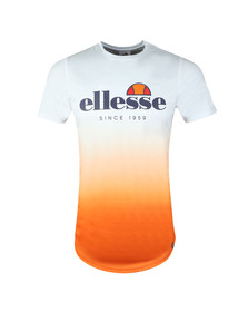 Ellesse Mens Orange S/S Pruea Tee