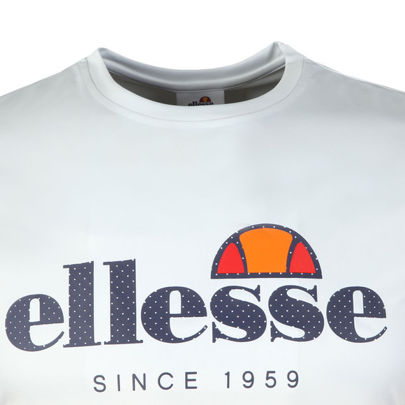 Ellesse Mens Orange S/S Pruea Tee main image