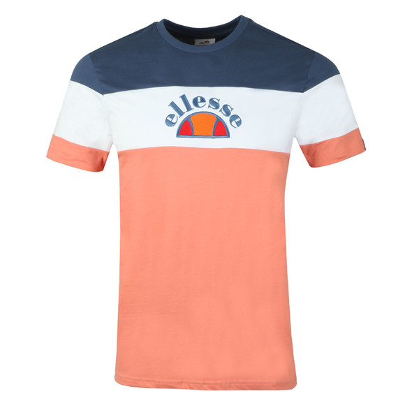 Ellesse Mens Multicoloured S/S Gubbio Tee main image